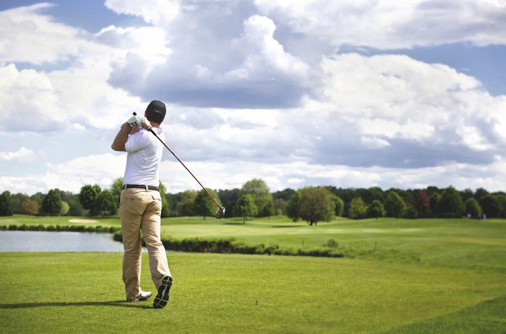 Start golf toernooi