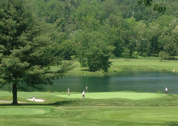 golfspelers montferlandopen